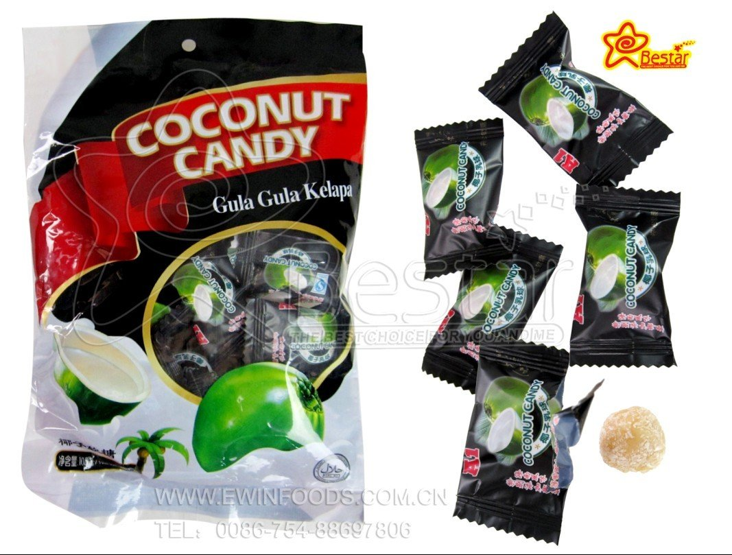 Coconut Soft Candy