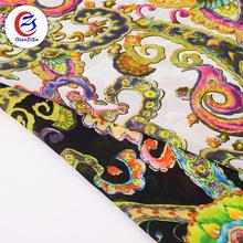 Hot sale different kinds of soft hand feel fabric animal print
