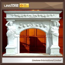 Home decoration natural butane fireplace for sale