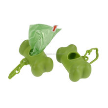 Portable Bone Shaped Dog Dispenser Dog Waste Bag