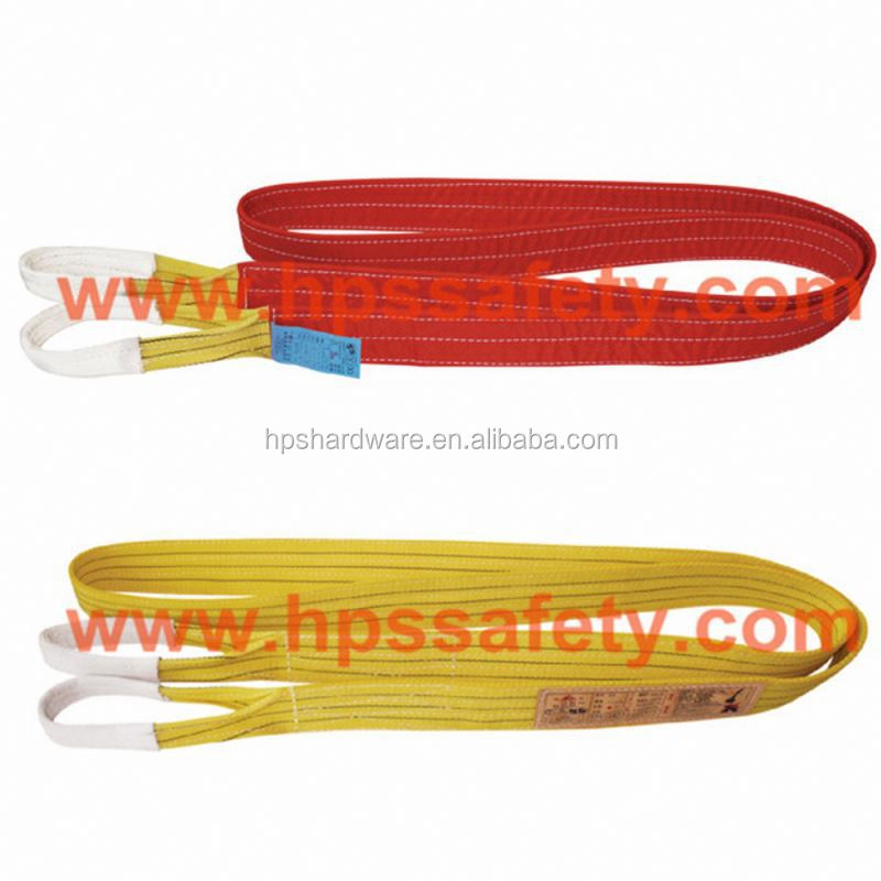 Single Polyester Webbing Sling Endless Type 2T