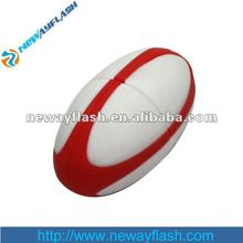 American football 4gb usb flash disk