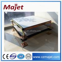 Changzhou data center high density laminate or vinyl electric radiant floor heating kit