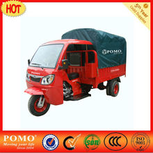 Chinese Hot Sale Steel Horse SH30.1 semi-closed Water Cool motorcycle truck 3 wheel tricycle