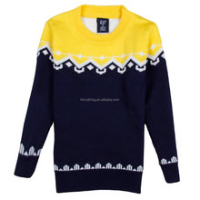 (SHOW2225) Hand Knitted Kids Sweater Knitting Design For BOYS AND GIRLS