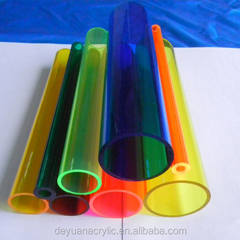 High quality 300mm diameter acrylic tube cast acryl tube large diameter acrylic tube