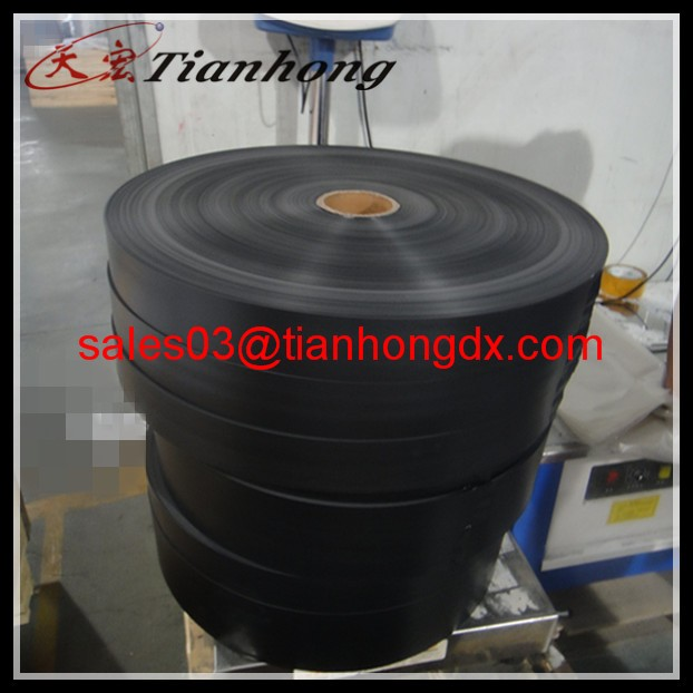sale insulation materials black PVC film melinex coil for building pvc foil tape products