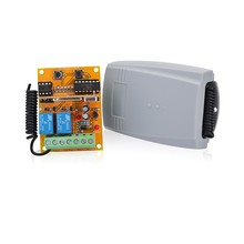 Automatic Window ON OFF Receiver With RF Remote Control