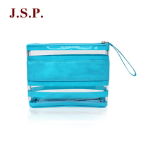 Simple PVC cosmetic bag/Clutch bag