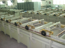 Automatic Steel Wire Electrolytic Barrel Plating & Rack Plating line for Zinc-Ni Zinc Plating Line