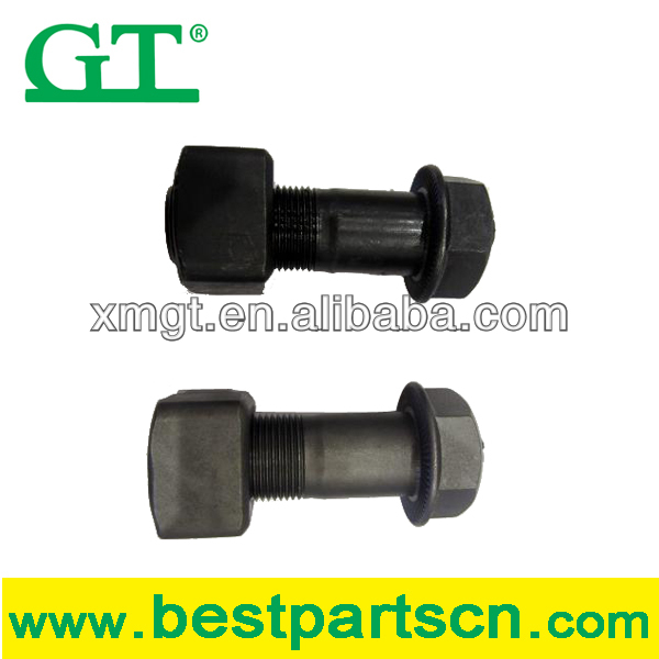 Sell E330 track link bolts 6Y9024 nuts 9w4381 TRACK (22X56) SQUARE (TB22*67NS)