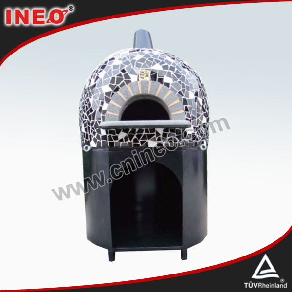 Restaurant Commercial Brick Wood Pizza Machine/Wood Burning Pizza Oven/Round Pizza Oven