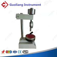 Shore A rubber/plastic hardness tester