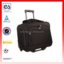 2015 New Products Laptop Bag with wheels