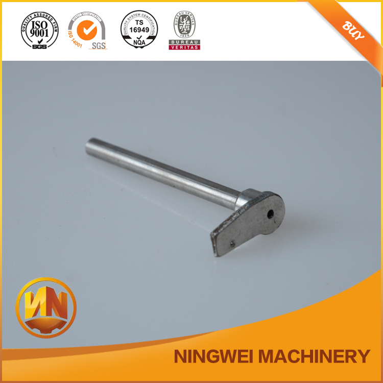 metal machining production casting textile machinery parts