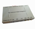 Android VIDEO GPS INTERFACE for IMPREZA