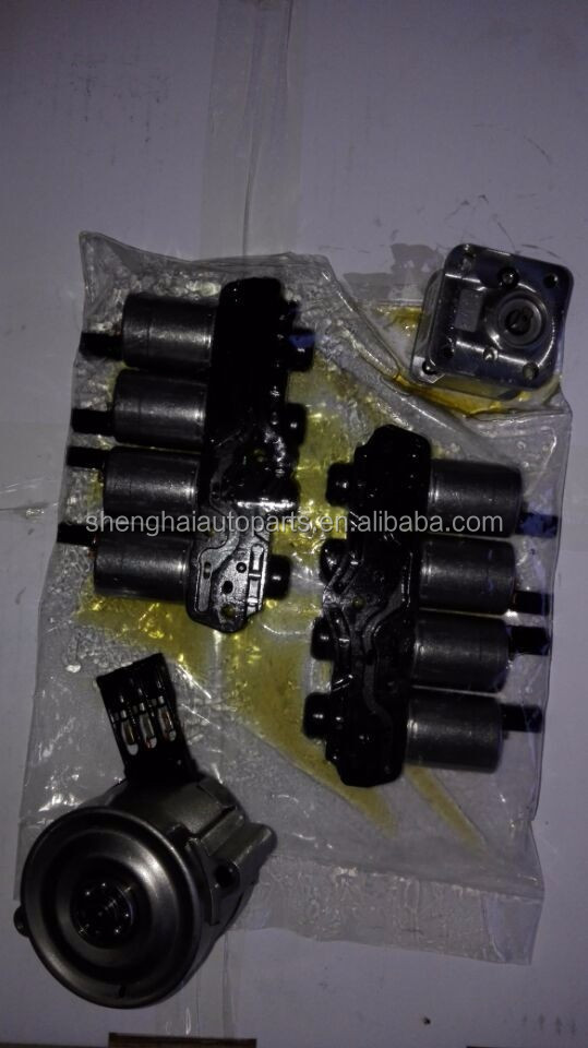 DQ200 Transmission Gearbox Solenoids Motor oil pump For DQ200 OAM