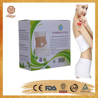 (OEM for your own brand and label) Botanical slimming patches with CE,ISO