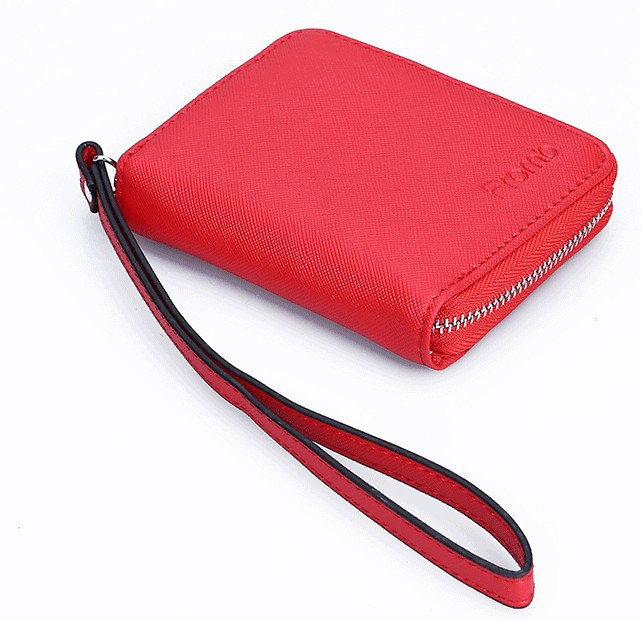 mini wallet camera, PU leather wallet