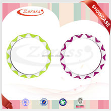New design silicone design your steering wheel cover
