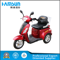 Smart 60V 800W electric handicapped triciclo HSET-13