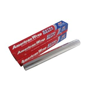 Household packing/wrap for food baking/freezing micron thickness pack soft Temper aluminium foil paper roll