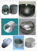 DIN2617 ASTM A234 WPB SCH40 Seamless End Cap