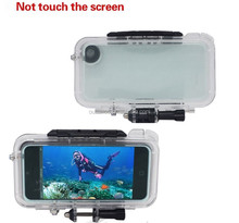 import mobile phone accessories Waterproof 10M Case Cover for iphone5/5s