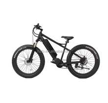 High quality 48V 1000W big power high speed electric fat bike with Bafang8FUN BBS - HD mid drive motor