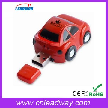 custom logo toy truck usb flash