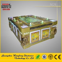 Classical Arcade Fish Hunter Machine Shooting Fish King of Shark Legend 2 Game Machine Supplier