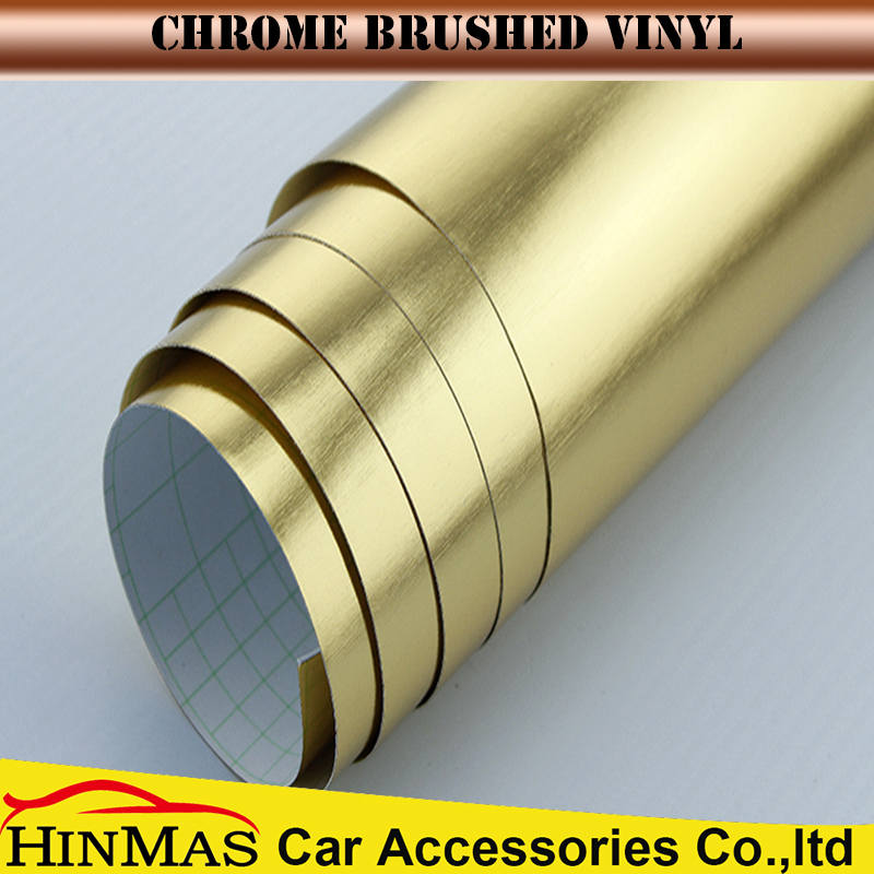 beautiful brushed chrome vinyl car wrap /Chrome Purple Brushed Carbon Vinyl