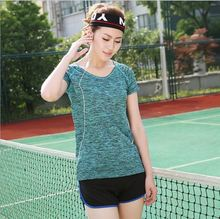 Hot Selling short sleeve sports dry fit lady Peruvian organic cotton 100 rs t shirt in india