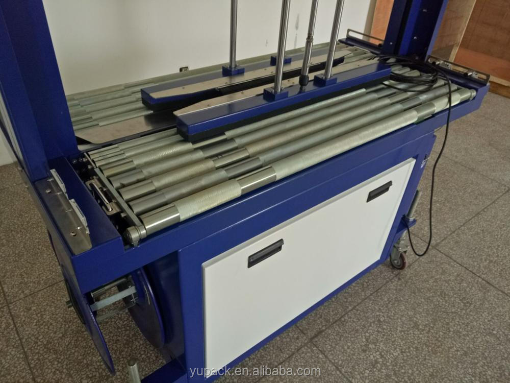 LX305B model high speed fully automatic corrugated bundler with roller driven