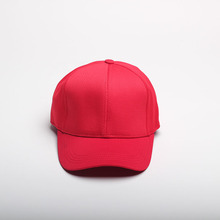 singapore 100% polyester blank custom washed red dad hats
