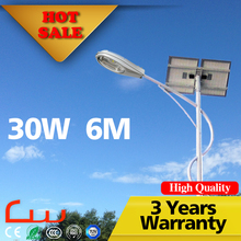 Hot sale 30 Watt LED model prices of solar street lights