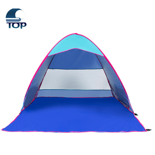 Camping Tent for 2 Person Outdoor Tent Double Skin Folding Tent for the 2016 big promotion from Shanxi Top Industries Andor