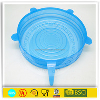 2015 new innovative 100% food grade silicone jar cover