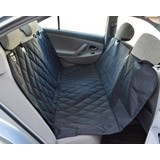 Quilted waterproof car trunk mat for dog