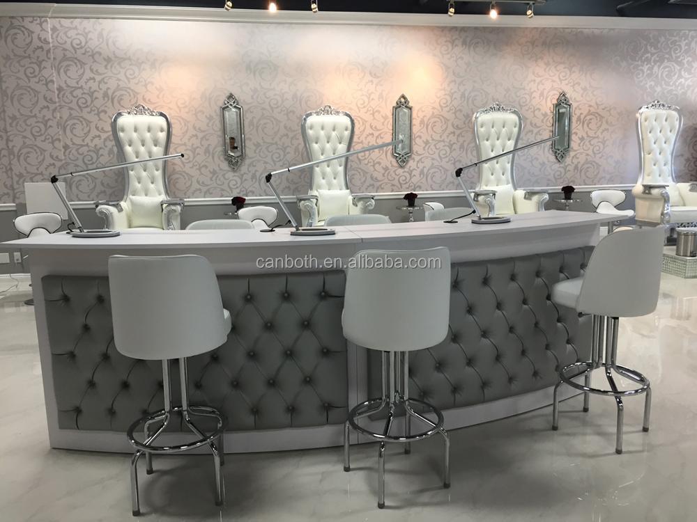 Classic Nail Shop Salon Bar Station Manicure Bc M750