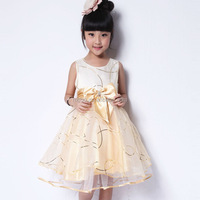 Wholesale Cheap Flower Girl Dresses Summer Latest Design Lace Frock For Wedding/Brithday Party