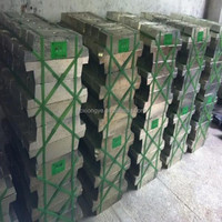 Various types of tin solder ingots at reasonable price