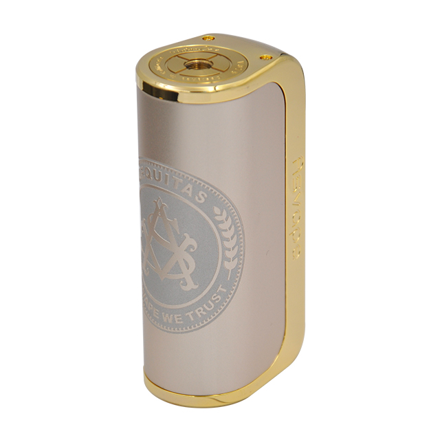Current Strider 75W 26650 Box Mod with American VO Chipset