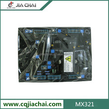 Automatic Voltage Regulator MX321 for Permanent Magnet Generator Excitation System