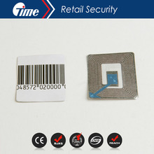 High quality 2015 anti-theft eas label 30x40mm eas rf eas am security label paper label tag Ontime RL4609c