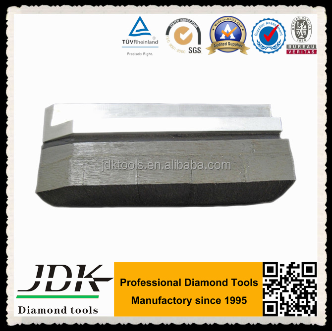 High Quality Metal Bond Diamond Fickerts with/without watergroove for Granite