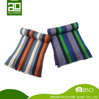 New Brand Imported In China Mens Warm Winter Wool Scarves Turkish Tartan Plaid Scarf