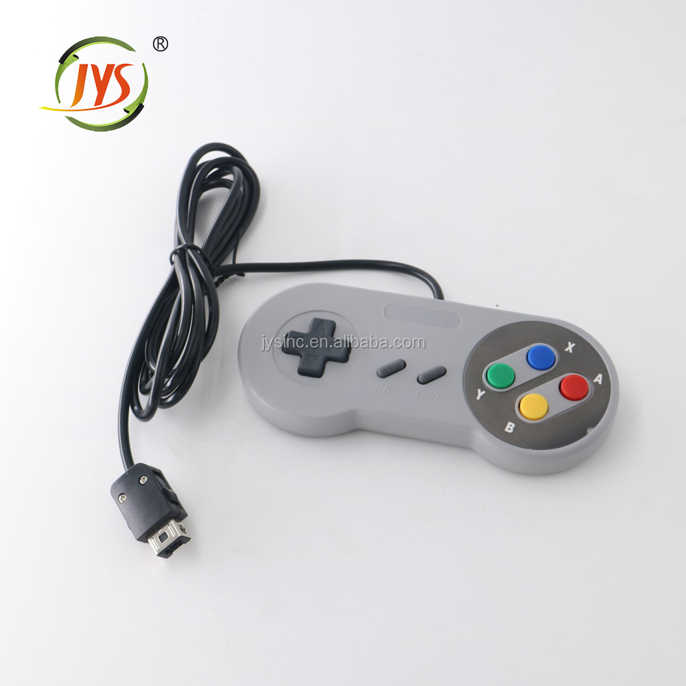 Wired classic controller for SNES mini