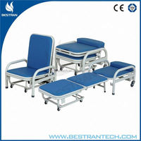 BT-CN002 Hot sales!!! High quality Companion foldable recliner chair
