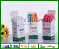 Wholesale Colors Dustless Chalk for Blackboard